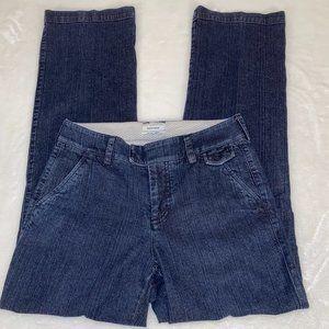 Dockers Mid rise curvy trouser jeans 4 M Jaelynn